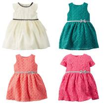 Vestidos Carters Ropa Bebe Niña Conjuntos
