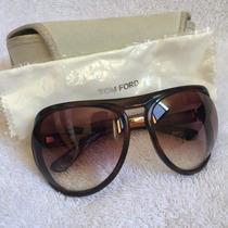 Óculos Sol Tom Ford Milo Original Tf73 120 Autêntico