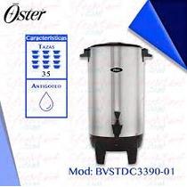 Cafetera Percoladora Nueva Oster Mod. Bvstdc3390