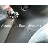 Gancho Motoneta Casco Accesorios Metalico Bws Gilera Yamaha