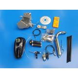 Motor Y Kit 48cc+soporte Adaptador Goldenkit Bicimoto