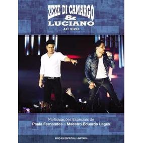 Dvd Zeze Di Camargo E Luciano 20 Anos Ao Vivo - Lacra