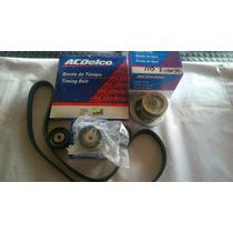 Kit Distribución Chevrolet. Optra 06-11 2.0 Con Bomba Agua.