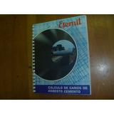 Libro Calculo De Caños De Asbesto Cemento Eternit (2448)
