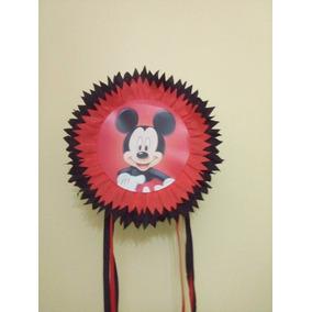 Piñata Mickey , Cotillon , Cumpleaños Infantil
