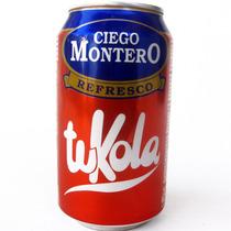 Lata Antigua Tu Kola Ciego Montero 355ml Cuba 2001