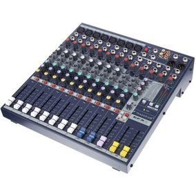 Consola Pasiva 8 Canales Soundcraft Efx8 - Audiotech