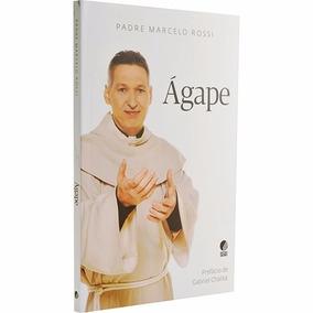 Livro - Ágape - Padre Marcelo Rossi - Lacrado
