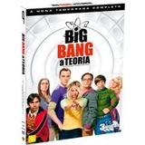 Big Bang: A Teoria - 9ª Temporada Dvd The Big Bang Theory