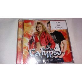 Cd Banda Calypso - O Melhor Da Banda Calypso - Novo, Lacrado