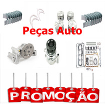 Kit Retifica Motor Audi A4 1.8 20v Turbo Completo 2004-2008