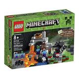Lego Minecraft La Cueva 21113 Playset Envío Gratis
