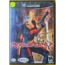 Rogue Ops Nintendo Game Cube
