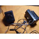 2 Adaptadores Transformadores Ac Dc 220v 50 Hz (leer Descrip