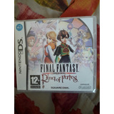 Final Fantasy Crystal Chronicles Ring Of Fates Ds Español