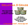 Gelatina 0 Grass