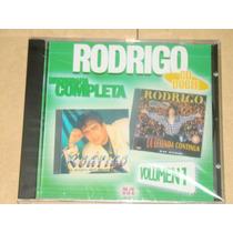 Rodrigo - Discografia Completa Vol 1 - Los Chiquibum