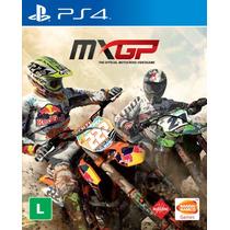 Jogo Mxgp The Official Motocross Ps4 Corrida Moto Mídia Físi