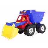 Caminhão Tandy Trator Tractor Caçamba Cardoso Brinquedos