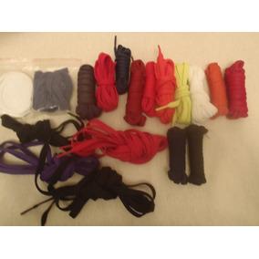 Trenzas Para Zapatos Deportivosnike,adidas,aldo,gucci