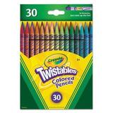 Crayola; Twistables; Lápices De Colores; Herram Envío Gratis