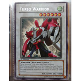 Yugioh Turbo Warrior Dp08-en015 Primera Edicion