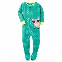 Pijamas Enteritos Carters Bebe- Ositos De Algodon - Nuevos!