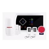 Sistema De Alarma Inalambrica Gsm Casa U Oficina Contra Robo