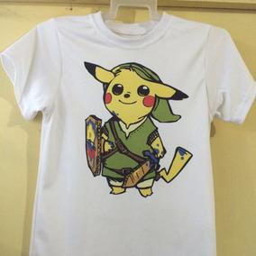 Playeras Pokemon Go Variedad De Colores Y Modelos