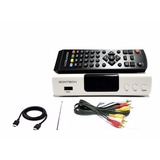 Conversor Digital Tv Digital Abierta Tda Cable Control Deco