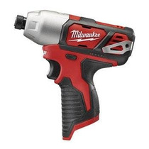 Milwaukee 2462-20 M12 1/4 Hex Impacto Driver - Bare