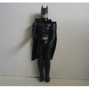 Batman Bootleg Plastico Soplado Juguete D Coleccion Antiguo