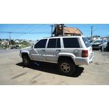 Jeep Gran Cherokee Lataria/mecânica/rodas/vidros/acessórios