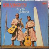 Los Visconti Tu Y Mi Guitarra Lp Vinilo Argentina