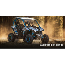 Maverick 1000 Std, Turbo, Xds, Xrs.