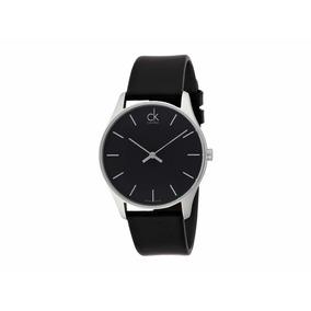 Calvin Klein Reloj Para Caballero Color Negro