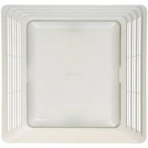 Broan S97014094 Baño Ventilador Cubierta De La Parrilla Y La