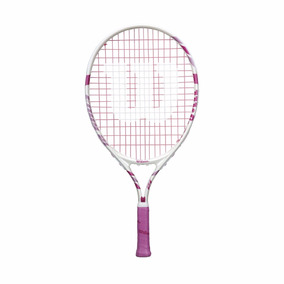 Raqueta Wilson Envy 21 Junior 5 - 6 Años Federer Tenis Niña