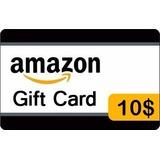 Tarjeta De Recarga Para Amazon - Compras Electronicas