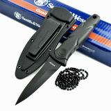 Navaja Tactica Smith & Wesson Supervivencia Original ¡!¡!¡!
