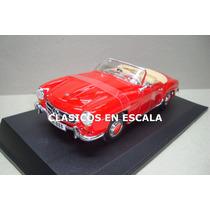 Mercedes Benz 190 Sl 1955 - Clasico Aleman - Maisto 1/18