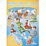 Livro Brinque Com Peter Pan E Construa Navio Capitão Gancho