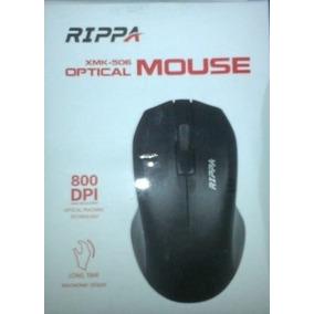 Mouse Usb Rippa Xmk-506 800dpi