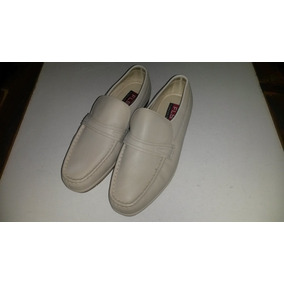 Zapatos Florsheim Caballero Color Beige Talla 43 Originales