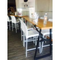 Sillas Altas Para Bar , Restaurante, Cafeterías