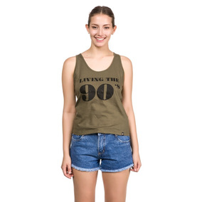 Musculosa Mujer Deby Muaa Oficial