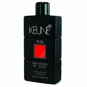 Oxidante Cremoso Litro Keune Tinta Color 6%10, 20, 30, Ou 40