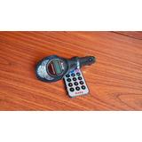 Transmisor Fm Usb Con Control Remoto Para Auto Encendedor