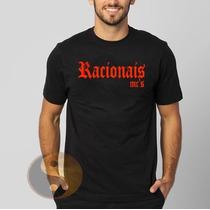 Camiseta Camisa Racionais Rap Promoção A Melhor