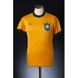 Camisetas Brasil 1982-85 Socrates Zico Falcao Toninho Cerezo 69cc0d21cf4e7